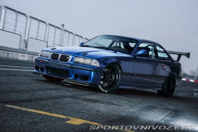 BMW M3 E36 Clubsport Petersport