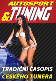 Autosport & Tuning - vše o tuningu