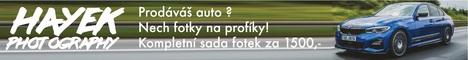 Hayekphoto - focení aut na zakázku