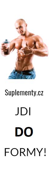 SUPLEMENTY.cz - nejlepší fitness suplementy při cvičení do objemu pro začátečníky na hubnutí